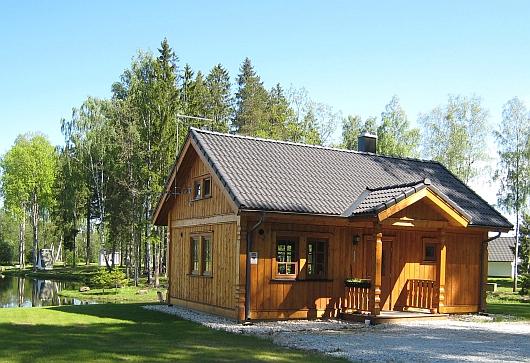 Palkmajad - Saunad - Suvilad - Puhkemajad - Väikeelamud