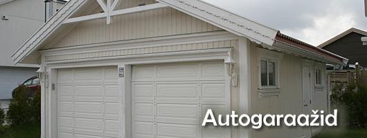 Autogaraažid - garaažid - varjualused